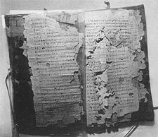 A codex from Nag Hammadi