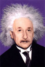 "Einstein described quantum non-locality as ""spooky"""