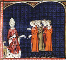 Women as Church leaders: Female Cathar perfecti (priests)